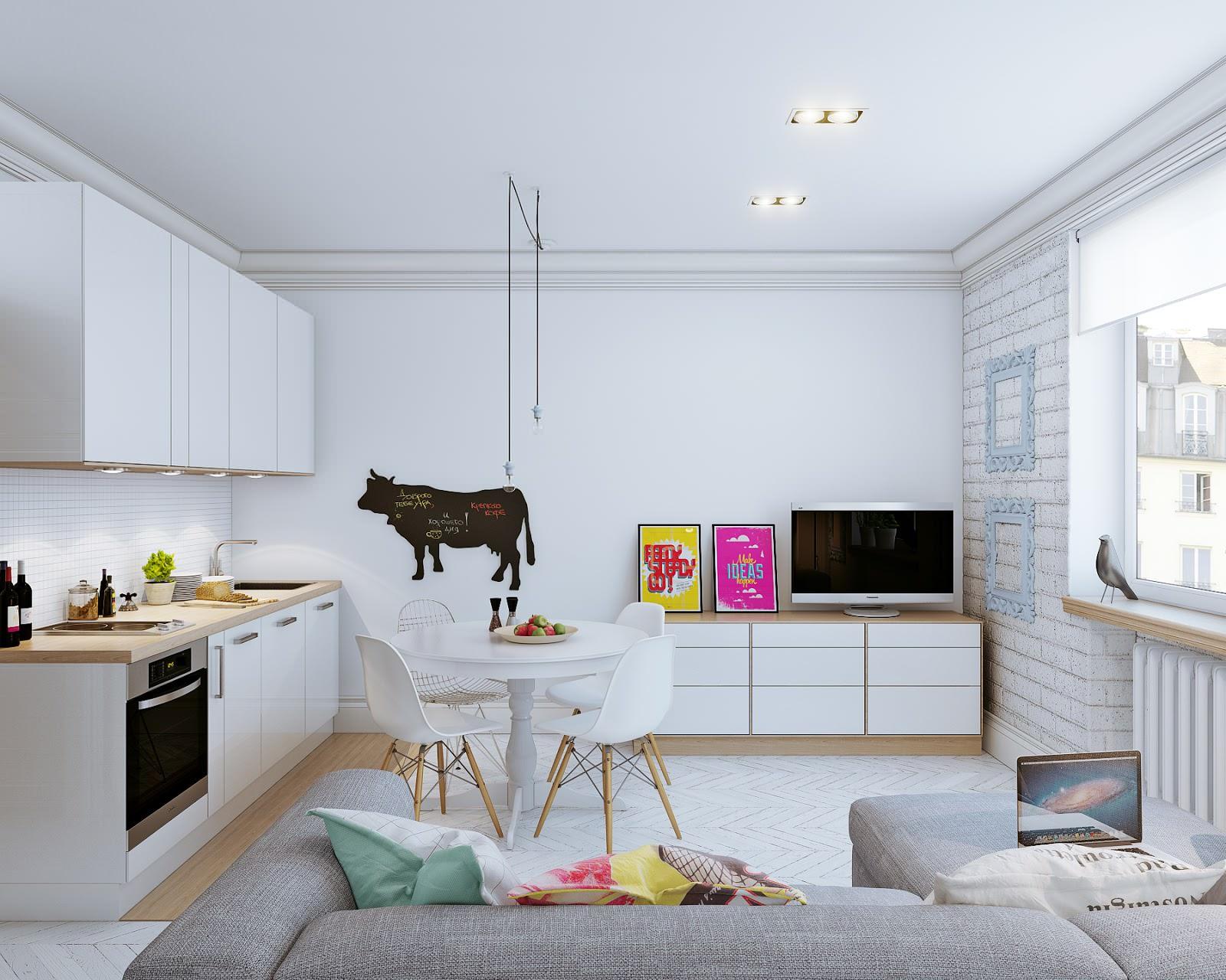 Arredare Casa 65 Mq aspetto di riparazioni dell'appartamento economico ma